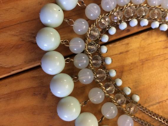 Art Nouveau Style Necklace - image 1