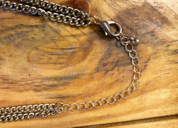 Art Nouveau Style Necklace - image 5