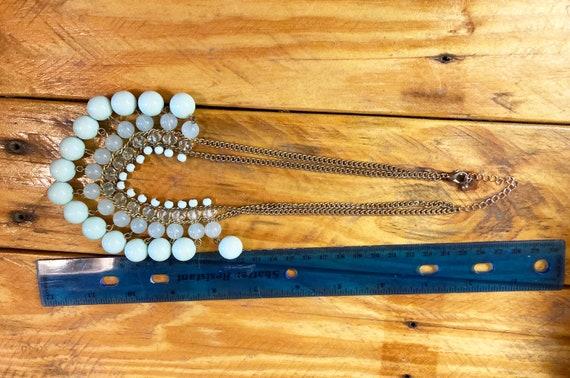 Art Nouveau Style Necklace - image 2