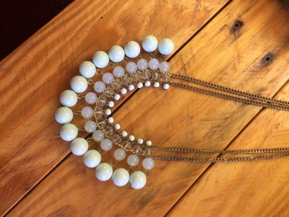 Art Nouveau Style Necklace - image 7