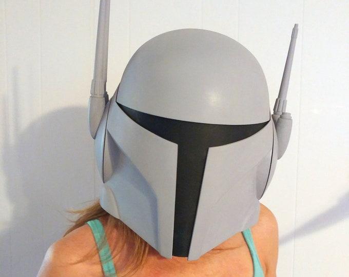 Featured listing image: Pre Vizsla Helmet Kit Ready To Paint