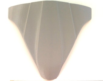 Female Mandalorian Bikini Plate Armor Kit 3D Printed