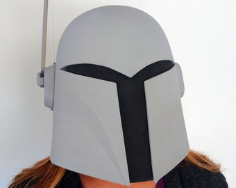 DIY Sabine WrenHelmet 3D Printable Model
