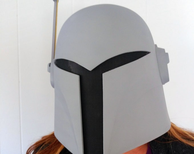 Featured listing image: Sabine Wren Helmet Kit Ready To Paint