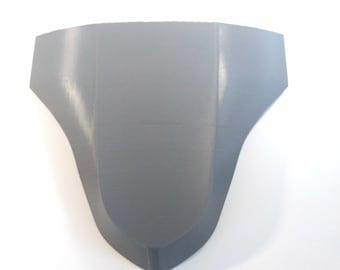 Unfinished Mandalorian Codpiece Armor Kit