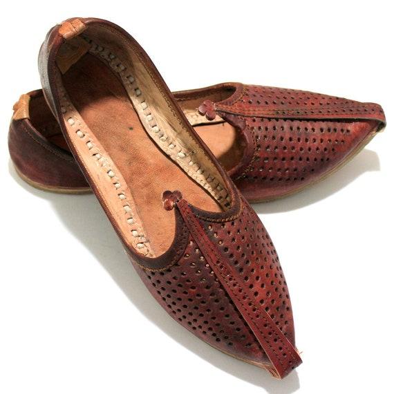 Indian Men's Wear Men's Mojari Men's