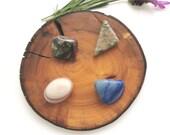 Australian Gemstone Kit, Crystals Australia, Metaphysical Gifts, Crystal Lover, Zebra Stone, Nunderite, Blue Quartz, Dragon Blood Stone