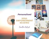 Personalised Soul Empowerment Reading - 5 Cards