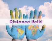 DISTANT REIKI SESSION