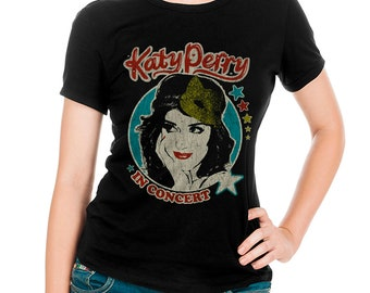8aee64f2ec8a Katy Perry In Concert T-Shirt, Men's Women's All Sizes