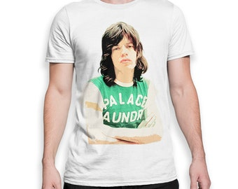245b636c Mick Jagger Graphic T-Shirt, Men's Women's All Sizes