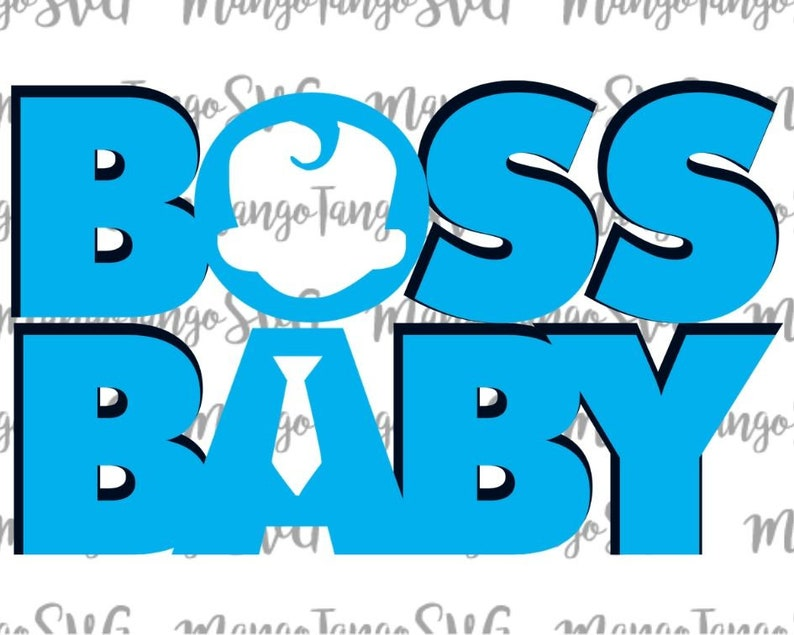 Baby Boss Boy Svg Cut File Baby Boss Silhouette 1st Birthday Svg Png Dxf Cricut Designs Sublimation Transfers Design Digital Download