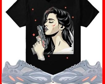 Inertia Yeezy 700 Sneaker Heat Short-Sleeve Unisex T-Shirt