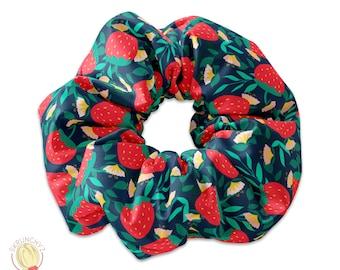 Chinchilla Angora Dessert Hair Scrunchie hair accessories