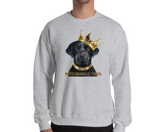 Labrador with crown | Etsy
