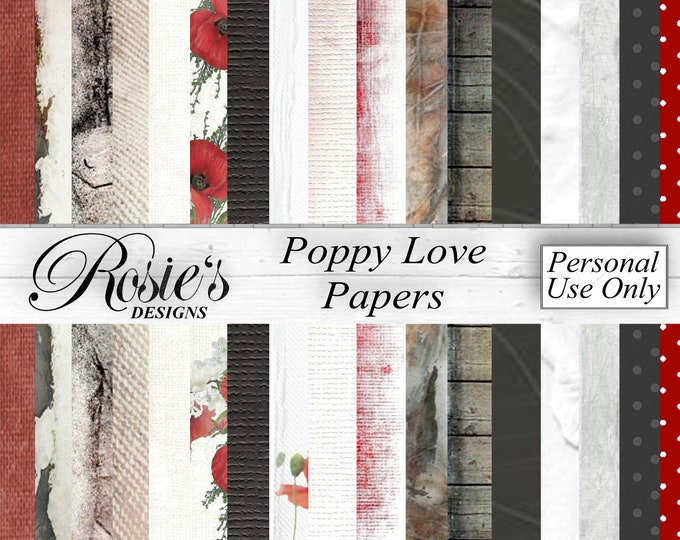 Poppy Love Papers