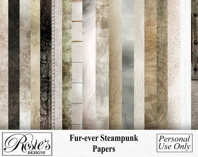 Fur-ever Steampunk Papers