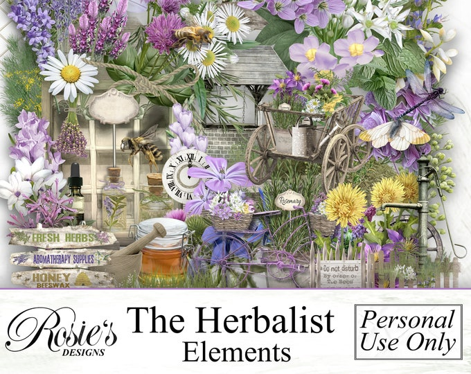 The Herbalist Elements
