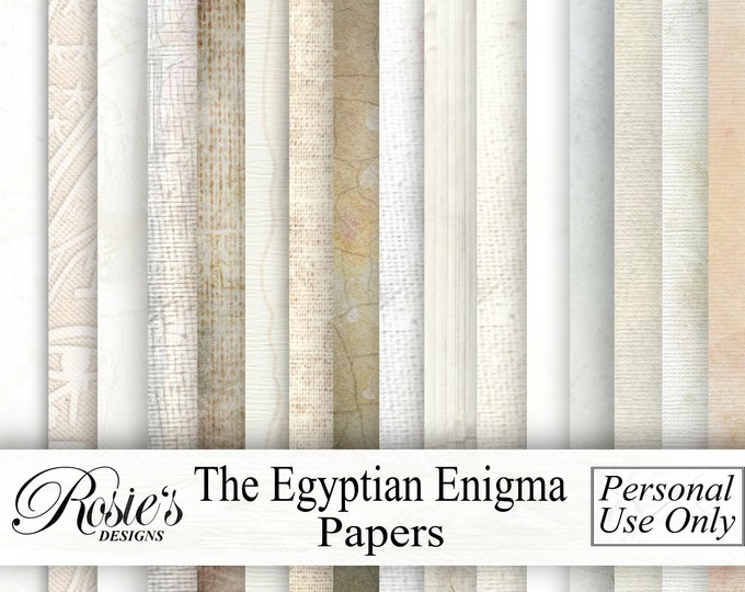 The Egyptian Enigma Papers