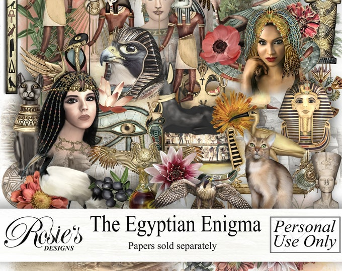 The Egyptian Enigma Kit