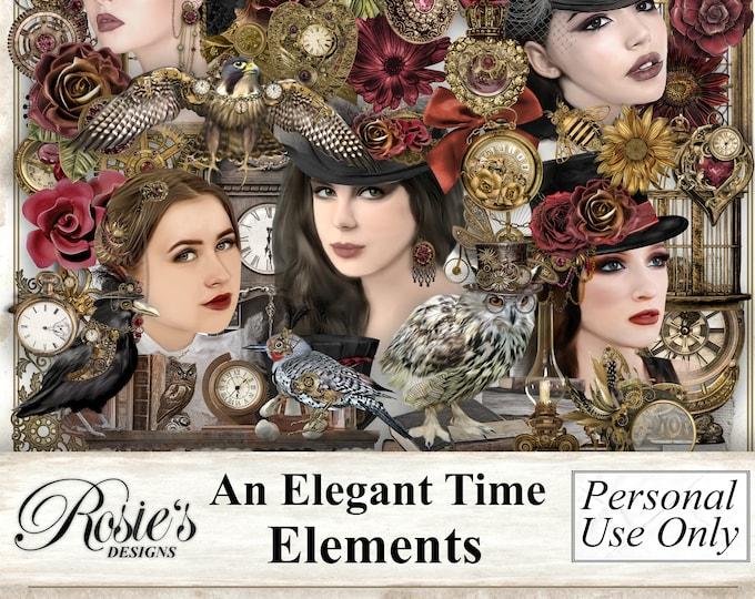 An Elegant Time Elements