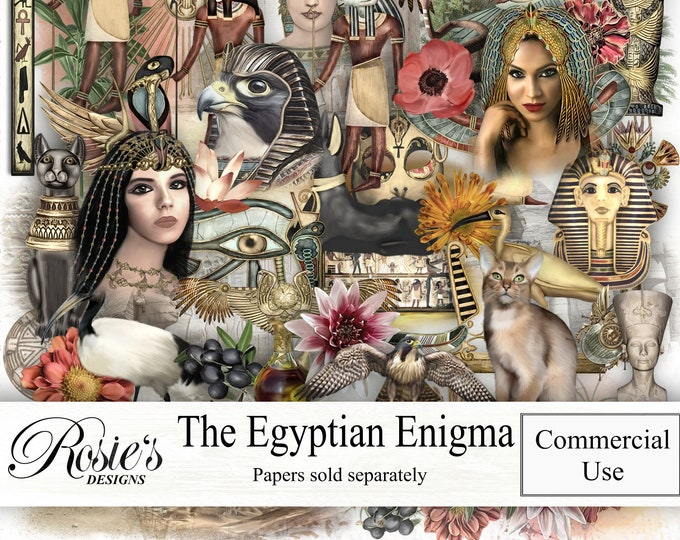 The Egyptian Enigma Kit Commercial Use
