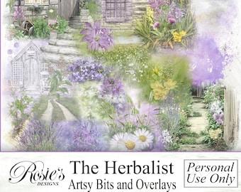 Herbalist   Etsy