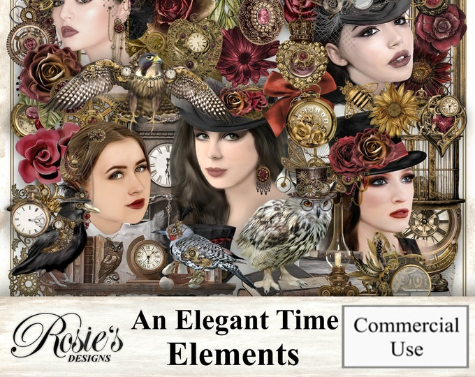 An Elegant Time Elements for Commercil Use