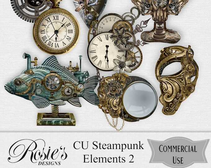Steampunk Elements 2