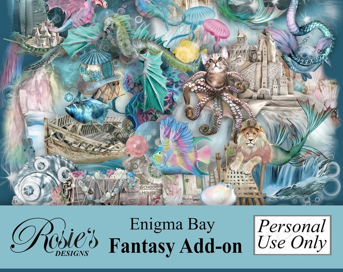 Enigma Bay Fantasy Add-On Personal Use
