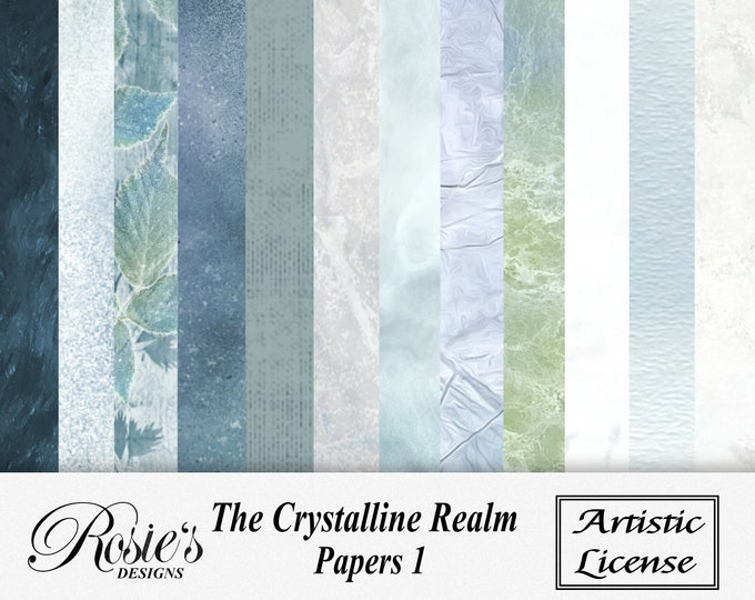 The Crystalline Realm Paper 1 Artistic License
