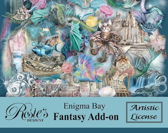 Enigma Bay Fantasy Add-On Artistic Licence