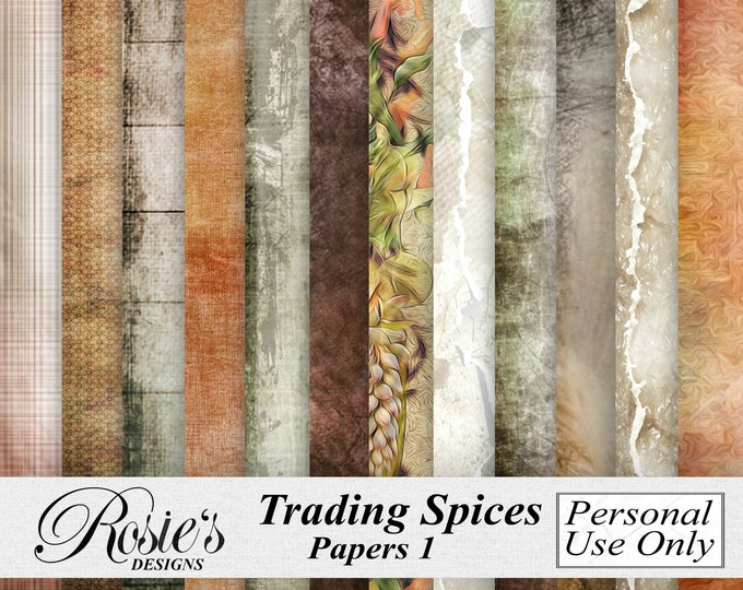 Trading Spices Papers 1 Personal Use