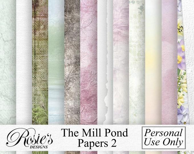 The Mill Pond Papers 2 Personal Use