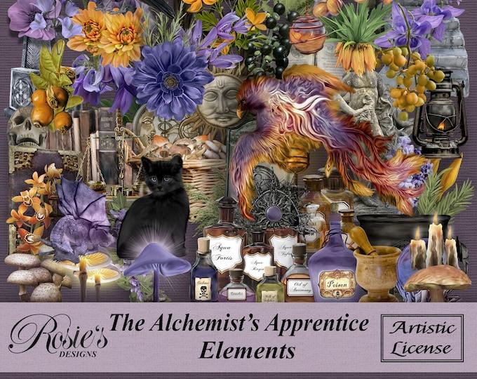 The Alchemist's Apprentice Elements Artistic License