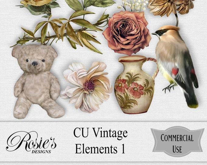 Vintage Elements 1