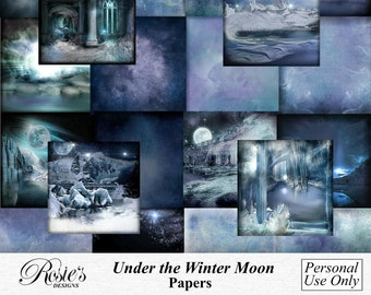 Under The Winter Moon Papers