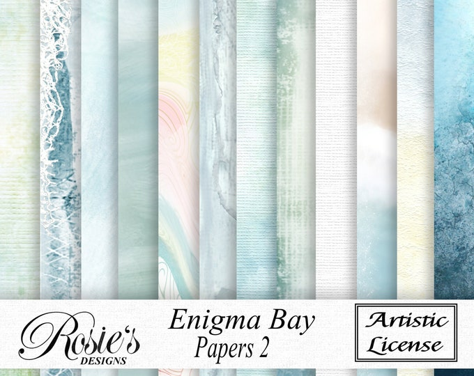 Enigma Bay Papers 2 Artistic License