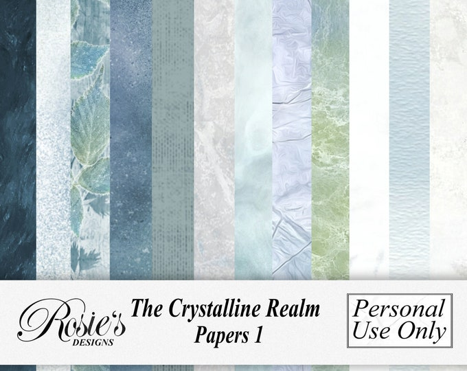 The Crystalline Realm  Papers 1