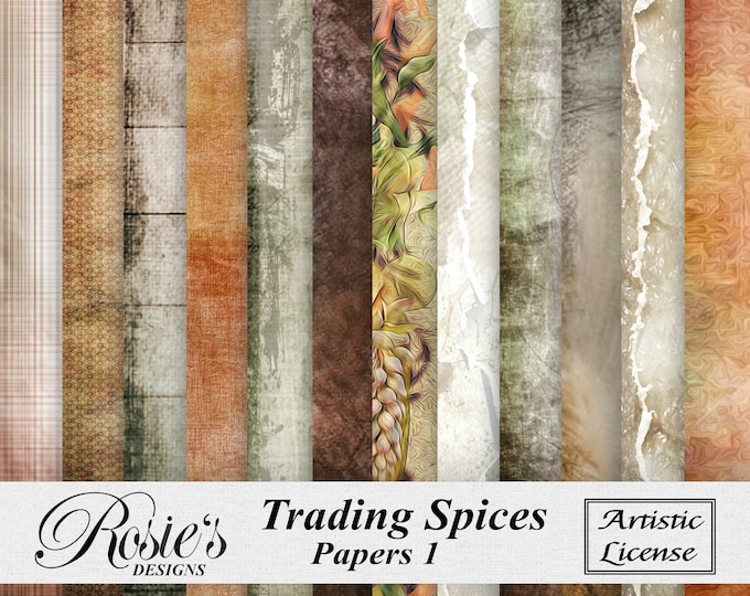 Trading Spices Papers 1 Artistic License