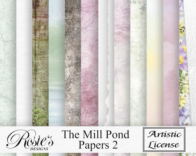 The Mill Pond Papers 2 Artistic License