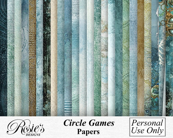 Circle Games Papers Personal Use