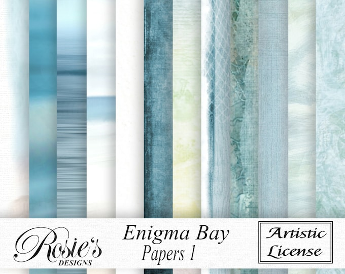 Enigma Bay Papers 1 Artistic License