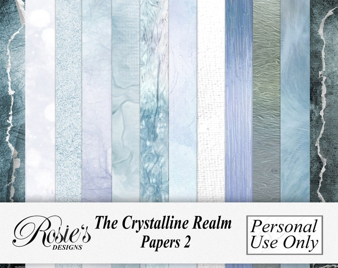 The Crystalline Realm Papers 2