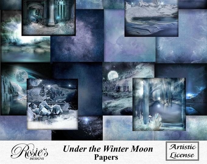 Under The Winter Moon Papers Artistic License