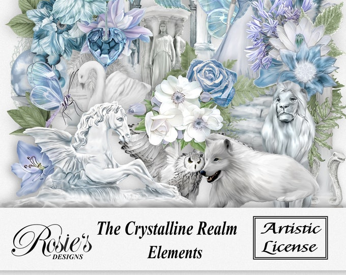 The Crystalline Realm Elements Artistic License
