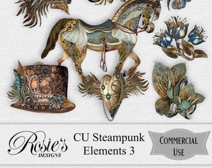 Steampunk Elements 3
