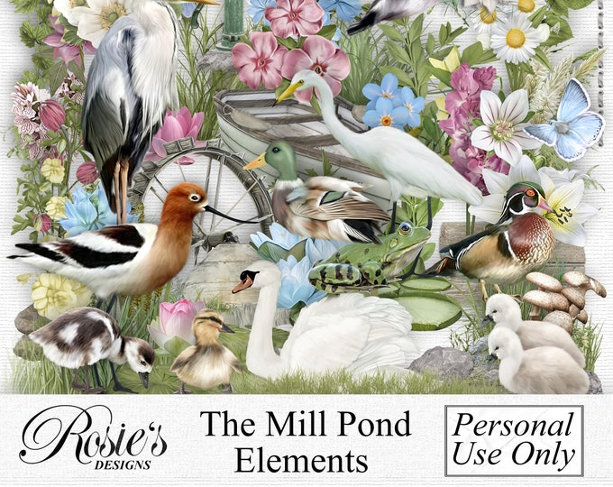 The Mill Pond Elements Personal Use