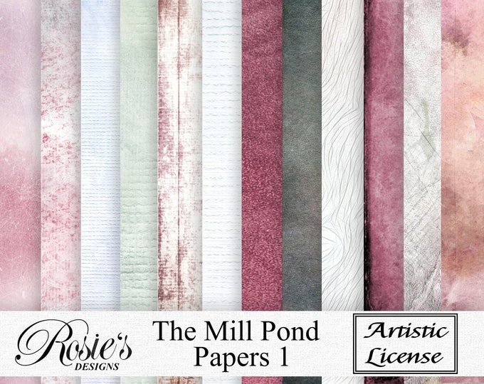 The Mill Pond Papers 1 Artistic License
