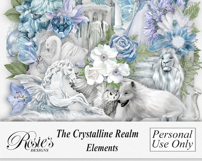 The Crystalline Realm Elements